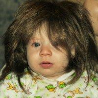 фотосессия в париках-1. :: александр мак mak