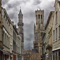 Тучки над Брюгге... :: АндрЭо ПапандрЭо