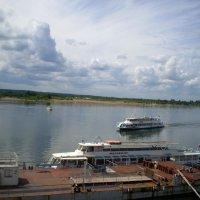 Лето.. Река :: aksakal88