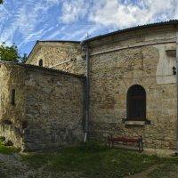 Старый храм в Грушевке :: Игорь Кузьмин