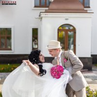 Иван и Ксения 07.09.2013 :: Евгений Мишуров