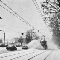 Зима. :: Игорь Емельянов