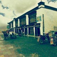 Тибет :: Тамара Гераськова