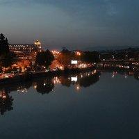 Ночной Тбилиси, Ортачала :: Ирма .