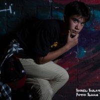 Ночная Hip-Hop Dance фотосессия :: Ильхам Сибгатуллин