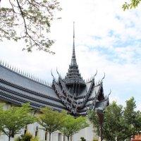 Буддийский храм :: Владимир Шибинский