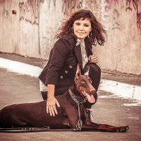 Girl'n'Dog :: Евгений Копачевский