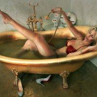 в ванне :: юрий макаров