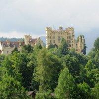 Замок Хоэншвангау :: Ольга Иргит