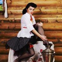 kitsch vs pin-up :: Дарья Чередникова