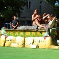 Представление цирка :: Мария Лушпенко