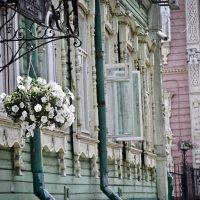 Деревянное кружево Томска :: Светлана Абатурова