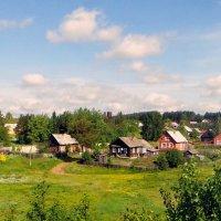 вот моя деревня... :: Олег Петрушов