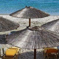 Пляжный мотив :: Galina Kazakova