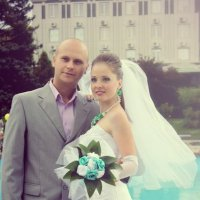 Снова свадьба :: Валерия Коваленко