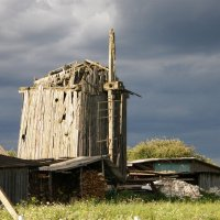 Мельница Украинское село :: Oxana Nanelly