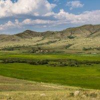 Зеленая долина :: Дмитрий Чемезов