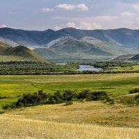 Пейзаж :: Дмитрий Чемезов