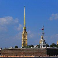 В Санкт-Петербурге - погожий день! :: Михаил Лесин