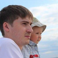 Отец и сын :: Анна Стерлева