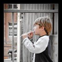 Будущий флейтист :: Лиля Ахвердян