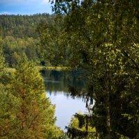Озеро ГЛУБЕЛЬКА (Беларусь) :: Олег Неугодников
