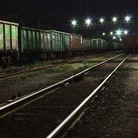 ночные огни :: Михаил Колодкин