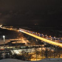 мост через Клязьму :: Ольга Шевченко