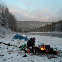 Нежданный снег :: Александр Хаецкий