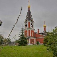 храм святителя николая мирликийского с сабурово :: Александр Шурпаков