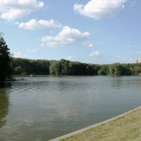 У озера... :: Nonna