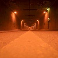 Туннель :: Евгений Киреев