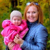 Мама и дочь :: Данила Морозов