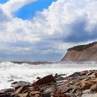 Осень на побережье :: Константин Николаенко