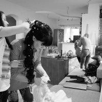Сборы невесты :: Марина Пушкина