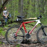 Мой велосипед :: Alexandr Grishin