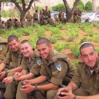 Солдаты Израиля :: Galina Dolkina