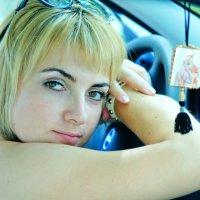 портрет спокойного водителя :: Алёна ChevyCherry