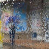 дождь :: анатолий