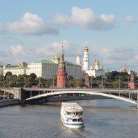 Москва. Кремль. :: Олег Фролов