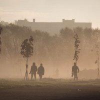И мы пройдем опасный путь через туман... :: Maxim Rozhkov