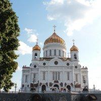 Храм Христа Спасителя :: Олег Фролов