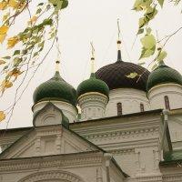 Пересла́вль-Зале́сский ::  Фео́доровский монастырь :: Alexei Mamontov