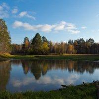 Озерцо... :: Сергей