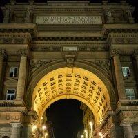 Арка палаццо дель Арконе ди Пьяцца. Флоренция. Италия :: Олег Кузовлев