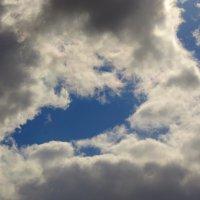 А сегодня небо - такое !.. :: Юрий Куликов