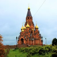 Храмы Красноярья :: Василий