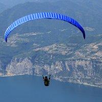 Над озером Гарда :: skijumper Иванов