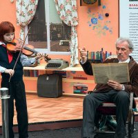 Урок музыки :: Валерий Пославский