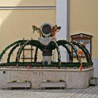 Коронованый фонтан :: Людмила Торварт